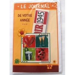 Carte postale neuve avec enveloppe joyeux anniversaire ( lot 55.05)