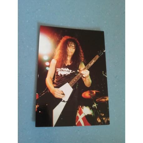 Carte Postale de Star - People - Guitariste