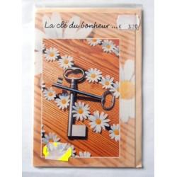 Carte postale neuve avec enveloppe félicitations MARIAGE (lot 11.05)