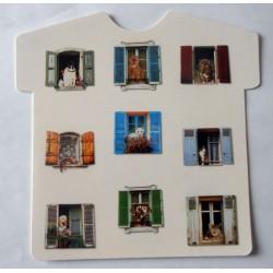 Carte postale neuve DIVERS anniversaire mariage fêtes (lot 35.08)