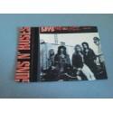 Carte Postale de Star - People - photo noire et blanc- Guns N Roses