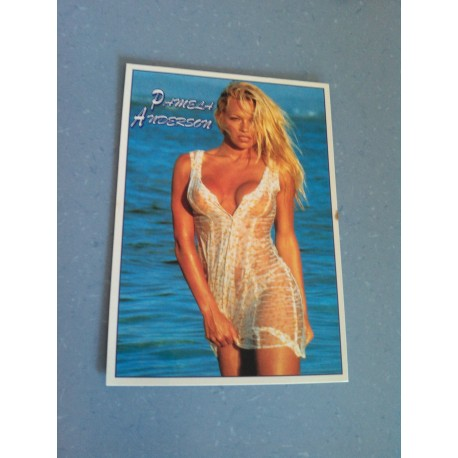 Carte Postale de Star - People - Pamela Anderson.