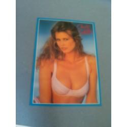 Carte Postale de Star - People - Claudia Schiffer - Verticale