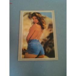 Carte Postale de Star - People - Claudia Schiffer - De dos