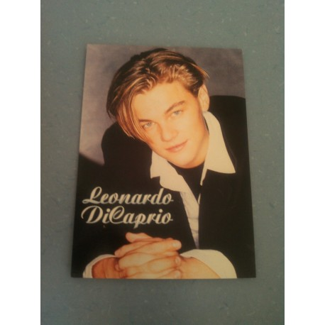 Carte Postale de Star - People - Leonardo Dicaprio - Version 3.