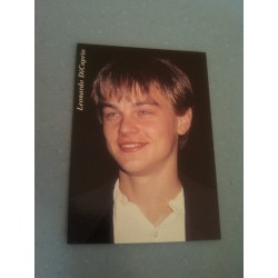 Carte Postale de Star - People - Leonardo Dicaprio - Version 6