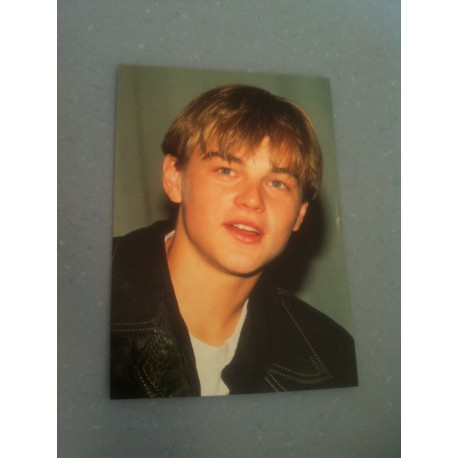 Carte Postale de Star - People - Leonardo Dicaprio - Version 8.
