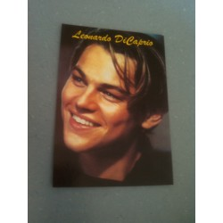 Carte Postale de Star - People - Leonardo Dicaprio - Version 9 collection neuve