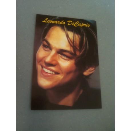 Carte Postale de Star - People - Leonardo Dicaprio - Version 9.