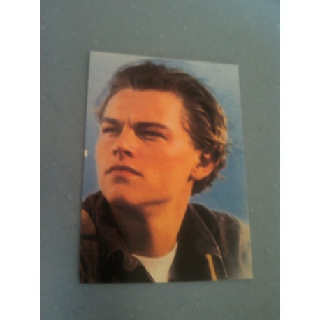 Carte Postale de Star - People - Leonardo Dicaprio - Version 12.