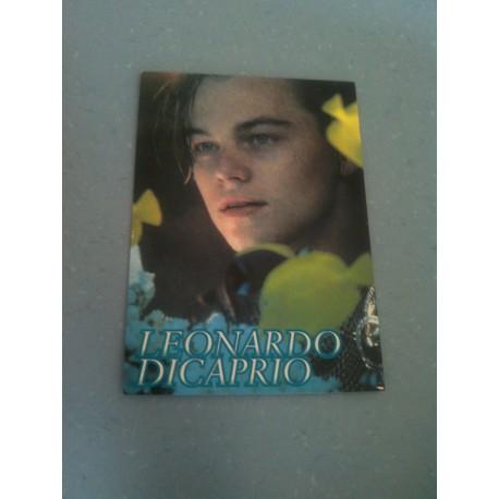 Carte Postale de Star - People - Leonardo Dicaprio - Roméo et Juliette.