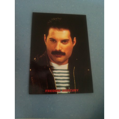 Carte Postale de Star - People - Freddie Mercury.