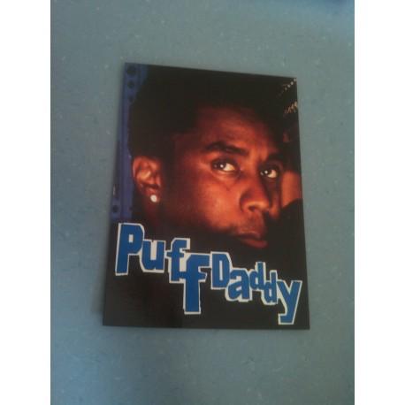 Carte Postale de Star - People - Puff Daddy.