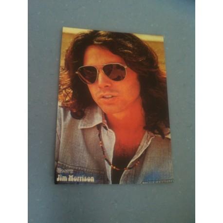 Carte Postale de Star - People - Jim Morrison - The Doors.