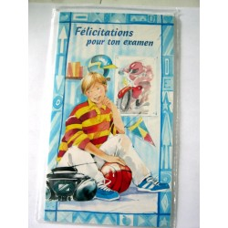 Carte postale neuve avec enveloppe félicitation ( lot 12.02)
