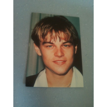 Carte Postale de Star - People - Leonardo Dicaprio - Version 22.