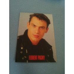 Carte Postale de Star - People - Florent Pagny collection neuve