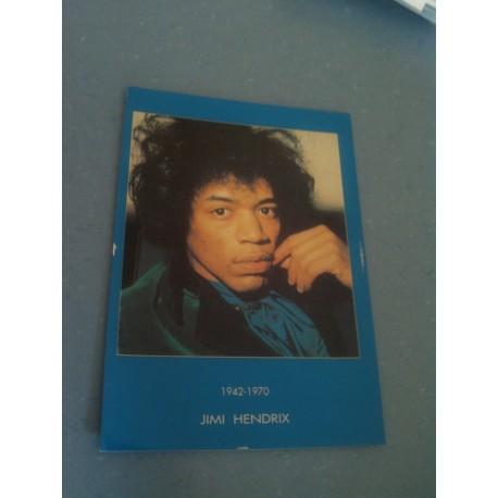 Carte Postale de Star - People - Jimi Hendrix