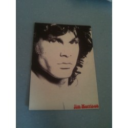 Carte Postale de Star - People - Jim Morrison collection neuve