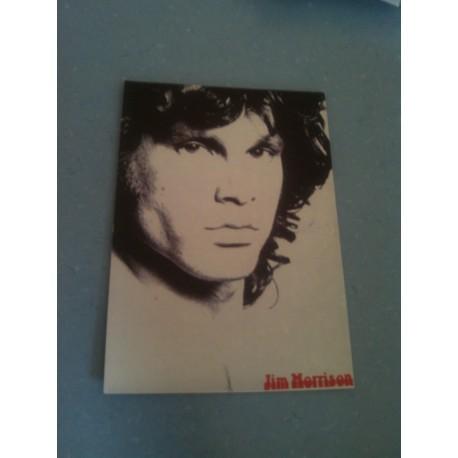 Carte Postale de Star - People - Jim Morrison