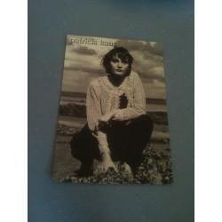 Carte Postale de Star - People - Patricia Kaas collection neuve