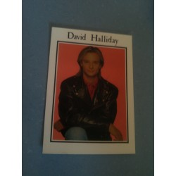 Carte Postale de Star - People - David Halliday collection neuve