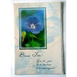 Carte postale neuve avec enveloppe bonne fête (lot 29.03)