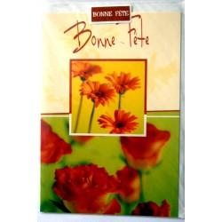 Carte postale neuve avec enveloppe bonne fête (lot 30.02)