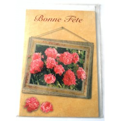 Carte postale neuve avec enveloppe bonne fête (19.06)