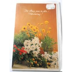 Carte postale neuve avec enveloppe bonne fête (lot 24.03)