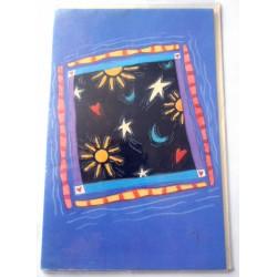 Carte postale neuve avec enveloppe bonne fête (lot 24.09)