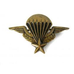 Insignes PARACHUTISTES militaires BREVET PARACHUTISTE numéroté DRAGO