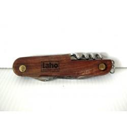 Ancien Couteau multifonction LAHO équipementchasse pliant Laguiole, couteau de poche, canif