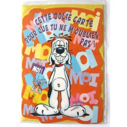 Carte postale neuve avec enveloppe sentiments amoureux saint valentin gai luron (lot 09.07)