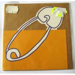 Carte postale neuve avec enveloppe enfant découpé (14.02)