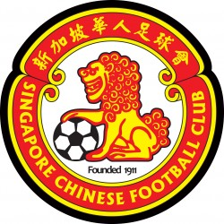 TRANSFERT TEXTILE VETEMENT SUPPORTER FOOTBALL CHINE LOGO CLUB SINGAPOUR NEUF