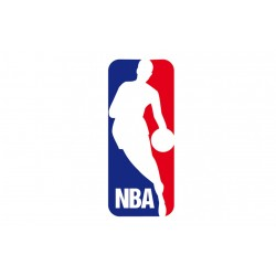 TRANSFERT TEXTILE VETEMENT SUPPORTER NBA LOGO NBA LOGO NBA V1