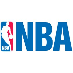 TRANSFERT TEXTILE VETEMENT SUPPORTER NBA LOGO NBA V2