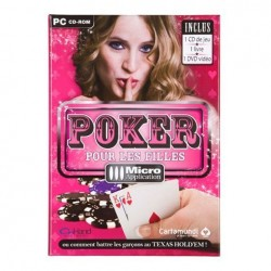 Jeux vidéo logiciel poker pour les filles sur PC neuf