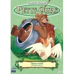 DVD enfant dessin animée PETIT OURS ET SES AMIS 8 histoires