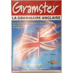 CD Gramster - grammaire anglaise - NEUF SOUS BLISTER