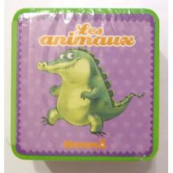 Cubimousse Les animaux (crocodile) - NEUF - ENFANT - EVEIL