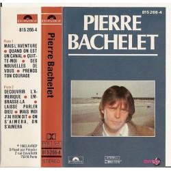 Cassette audio K7 AUDIO pierre bachelet - occasion