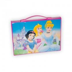 Mallette dessin et peinture Princesse neuf emballé 53 pièces