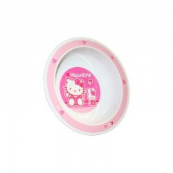 BOL HELLO KITTY en mélamine enfant fille Disney neuf