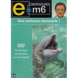 DVD E M6 - Des Animaux Étonnants ! Documentaire Mac Lesggy Neuf sous Blister