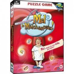 Jeux vidéo MEL LE MALCHANCEUX ! pour enfants sur PC neuf sous blister