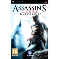 Jeux video console PSP jeu Assassin's Creed : Bloodlines Occasion très bon état