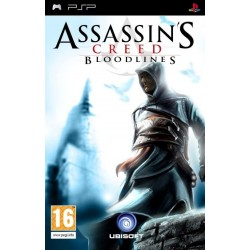 Jeux video console PSP jeu Assassin's Creed : Bloodlines