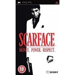 Jeux video console PSP Scarface sony
